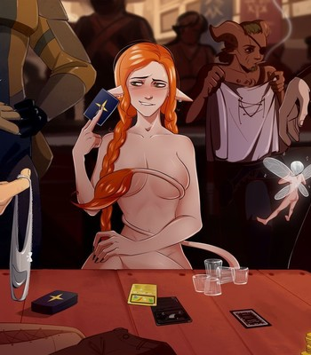 The Gambler comic porn sex 002