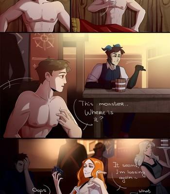 The Gambler comic porn sex 015