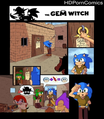 The-Gem-Witch 1 free porn comics