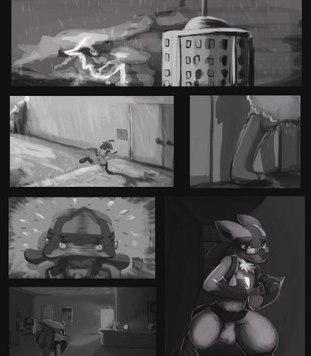 Porn Comics - The Ghost Of Lavender Town