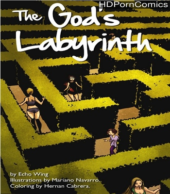 Porn Comics - The God's Labyrinth 1