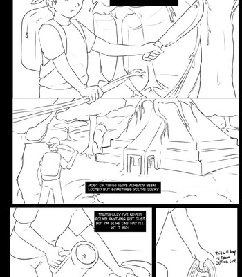 The Goddess Of Strength And Fertility comic porn sex 002