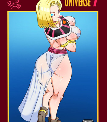Porn Comics - The Goddess Of Universe 7
