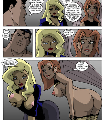 The Great Scott Saga 3 – Birds Of A Feather comic porn sex 041