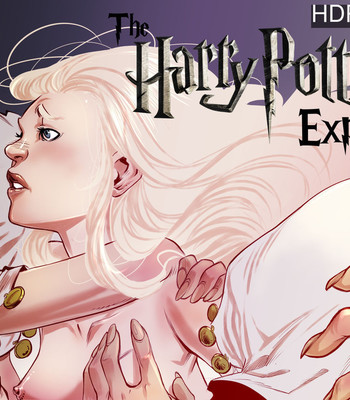 Porn Comics - The Harry Potter Experiment 2 – The Veela