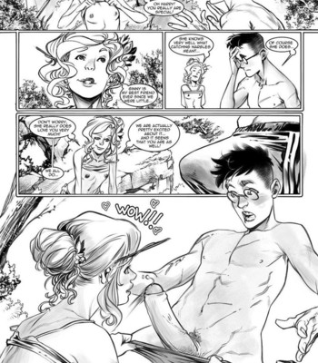 The Harry Potter Experiment 3 – Catching Narggles comic porn sex 006