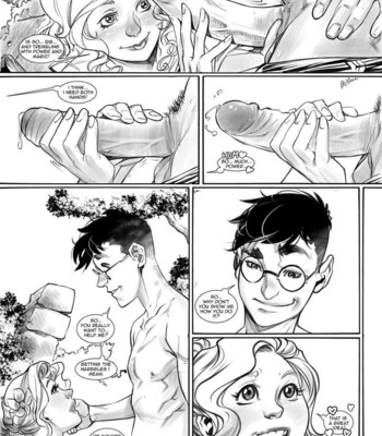 The Harry Potter Experiment 3 – Catching Narggles comic porn sex 007