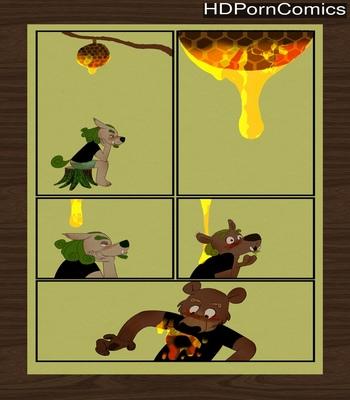 Porn Comics - The Honey Pot