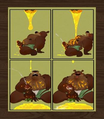The Honey Pot comic porn