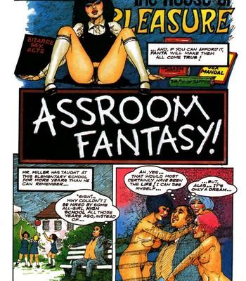 Porn Comics - The House Of Pleasure – Assroom Fantasy