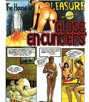 Porn Comics - The House Of Pleasure – Close En-Cunters