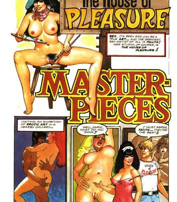 Porn Comics - The House Of Pleasure – Masterpieces
