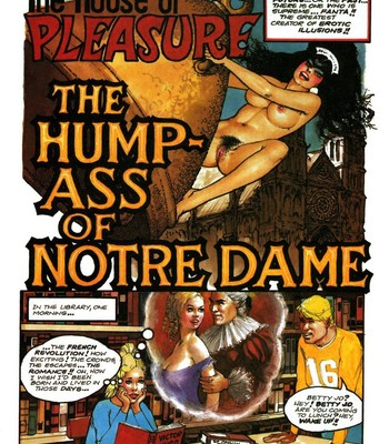 Porn Comics - The House Of Pleasure – The Hump-Ass Of Notre Dame