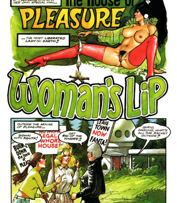 Porn Comics - The House Of Pleasure – Woman's Lip