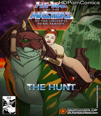 Porn Comics - The Hunt