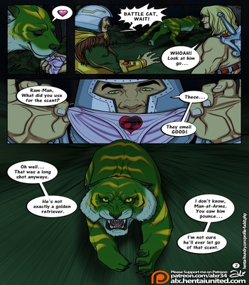 The-Hunt-Alx 3 free sex comic