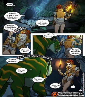 The-Hunt-Alx 4 free sex comic