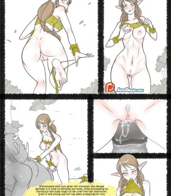 The Hunting comic porn sex 007