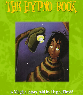 Porn Comics - The Hypno Book
