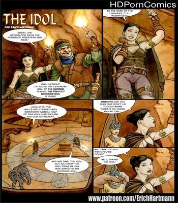 Porn Comics - The Idol