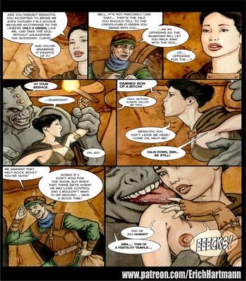 The-Idol 2 free sex comic