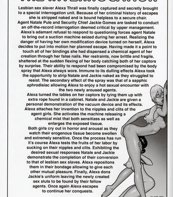 Porn Comics - The Interrogation