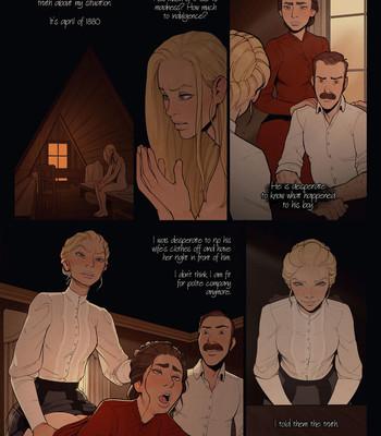 The Invitation 2 comic porn sex 030
