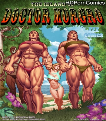 Porn Comics - The Island Of Doctor Morgro 1