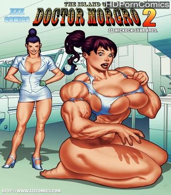 Porn Comics - The Island Of Doctor Morgro 2