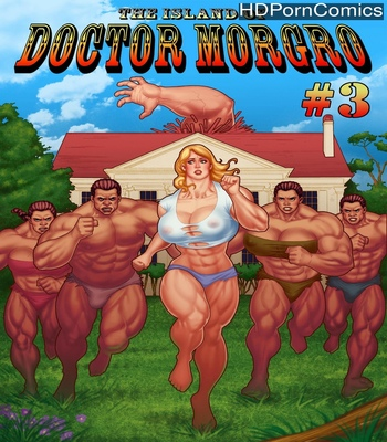 Porn Comics - The Island Of Doctor Morgro 3
