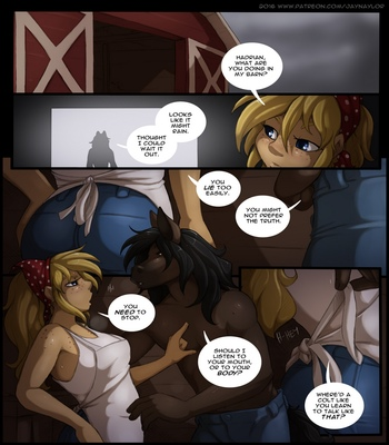 The-Itch 9 free sex comic