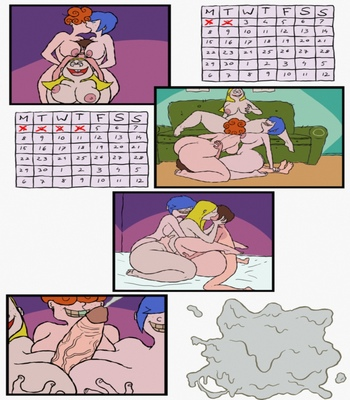 The Kanker Sisters Loving comic porn sex 009