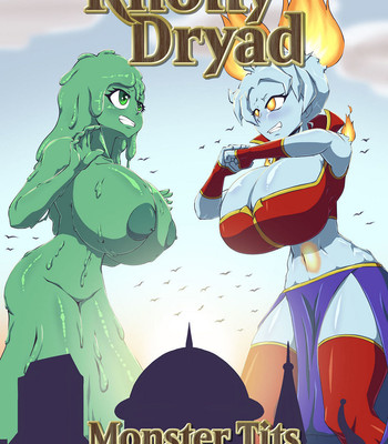 Porn Comics - The Knotty Dryad 1