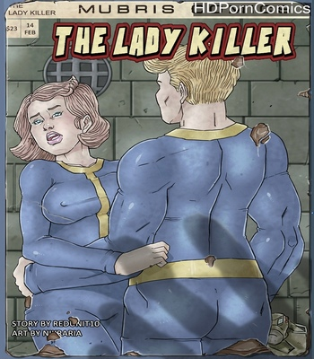 Porn Comics - The Lady Killer