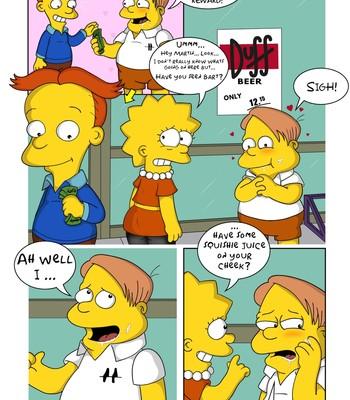 The Lisa Files comic porn sex 005