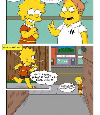 The Lisa Files comic porn sex 006