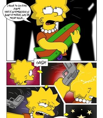 The Lisa Files comic porn sex 008