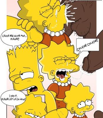 The Lisa Files comic porn sex 013