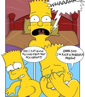 The Lisa Files comic porn sex 027