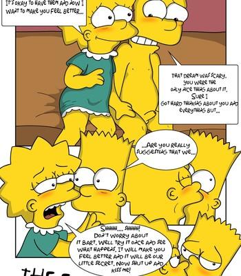 The Lisa Files comic porn sex 031
