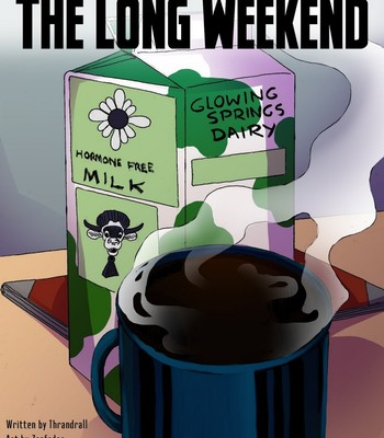 Porn Comics - The Long Weekend
