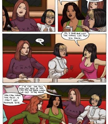 The Long Weekend comic porn sex 010