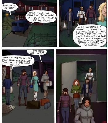 The Long Weekend comic porn sex 017