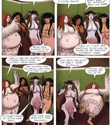 The Long Weekend comic porn sex 038