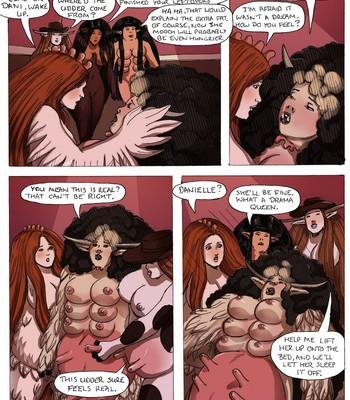 The Long Weekend comic porn sex 040