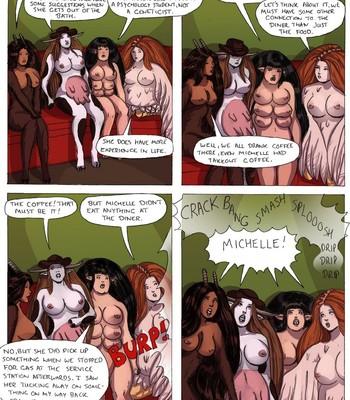 The Long Weekend comic porn sex 047