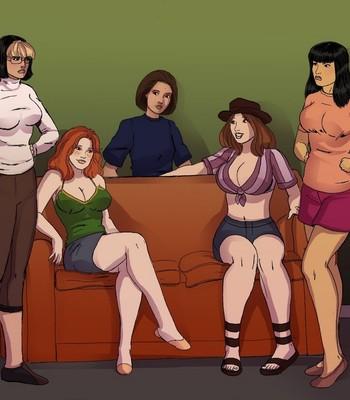 The Long Weekend comic porn sex 052