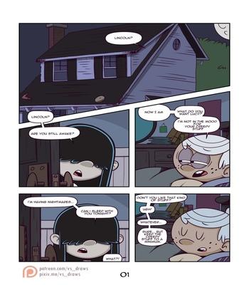 The-Loud-House-Nightmares 2 free sex comic