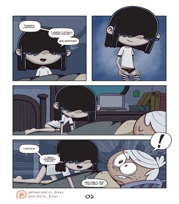 The-Loud-House-Nightmares 3 free sex comic