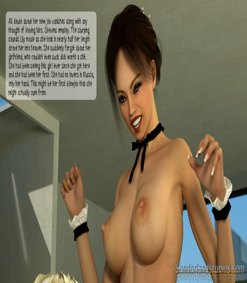 The-Maid-s-Blowjob 17 free sex comic